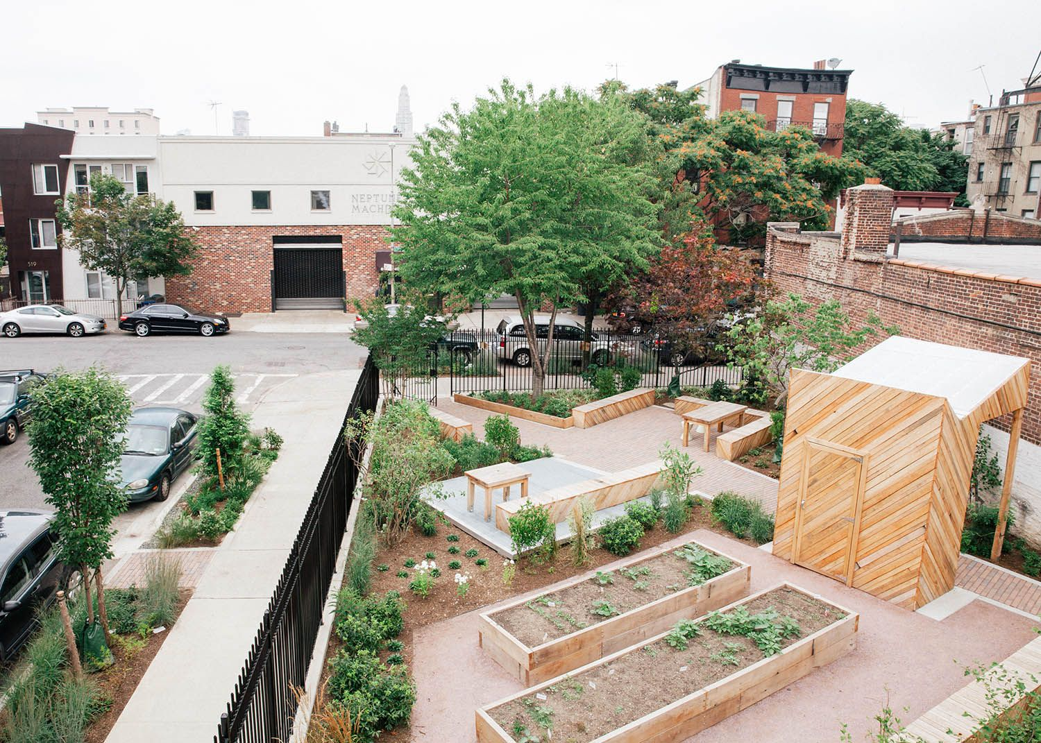 Check out @NYRP\'s Gil Hodges Community Garden in Brooklyn. Who ...