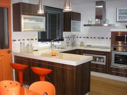 Fotos de Cocinas con Barra2 | Tiempos de cambio | Pinterest ...