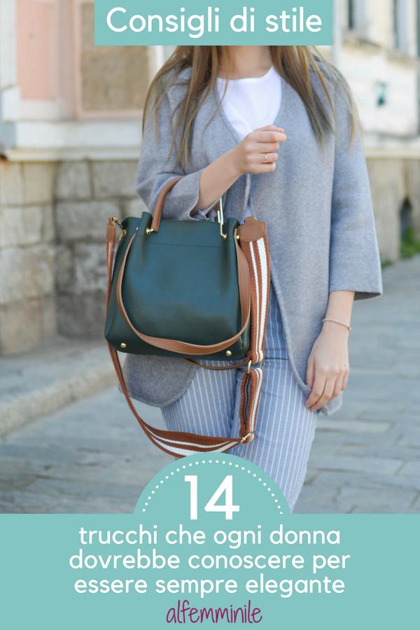 12d045d89883 Come essere sempre eleganti  14 trucchi che ogni donna dovrebbe conoscere   consiglidistile  moda