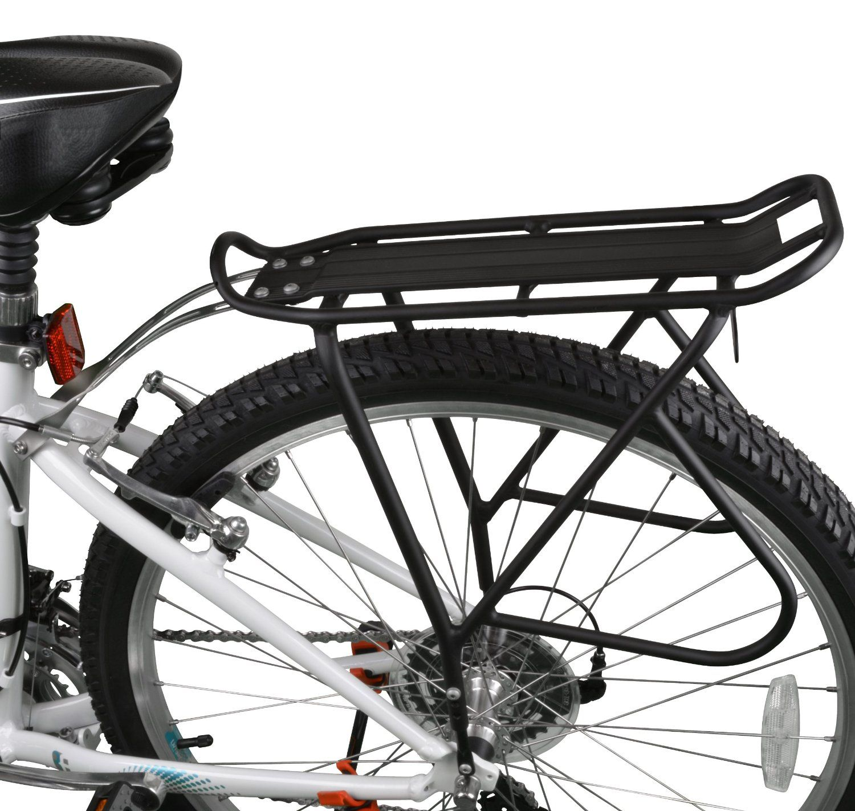 Amazon Com Ibera Pakrak Bicycle Touring Carrier Plus Frame