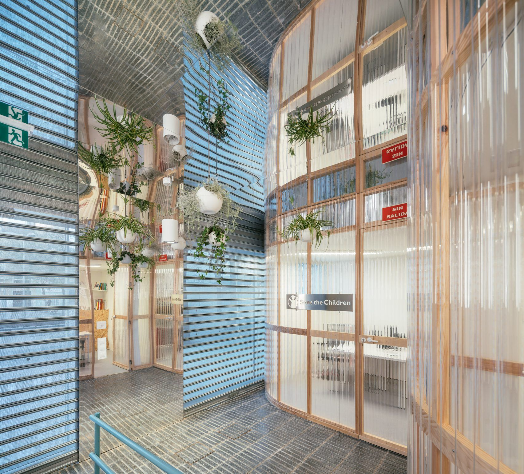 Save The Children by Elii Architects | Interior design ...