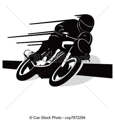 Motorcycle Vector Background Vector Motorcycle Illustration