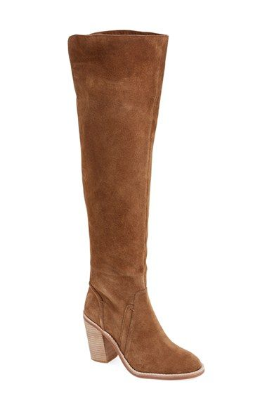 9ac4826c8ab1 Free shipping and returns on Vince Camuto  Melaya  Over the Knee Boot (Women)  (Nordstrom Exclusive) at Nordstrom.com. A supple shaft—designed to be  folded ...