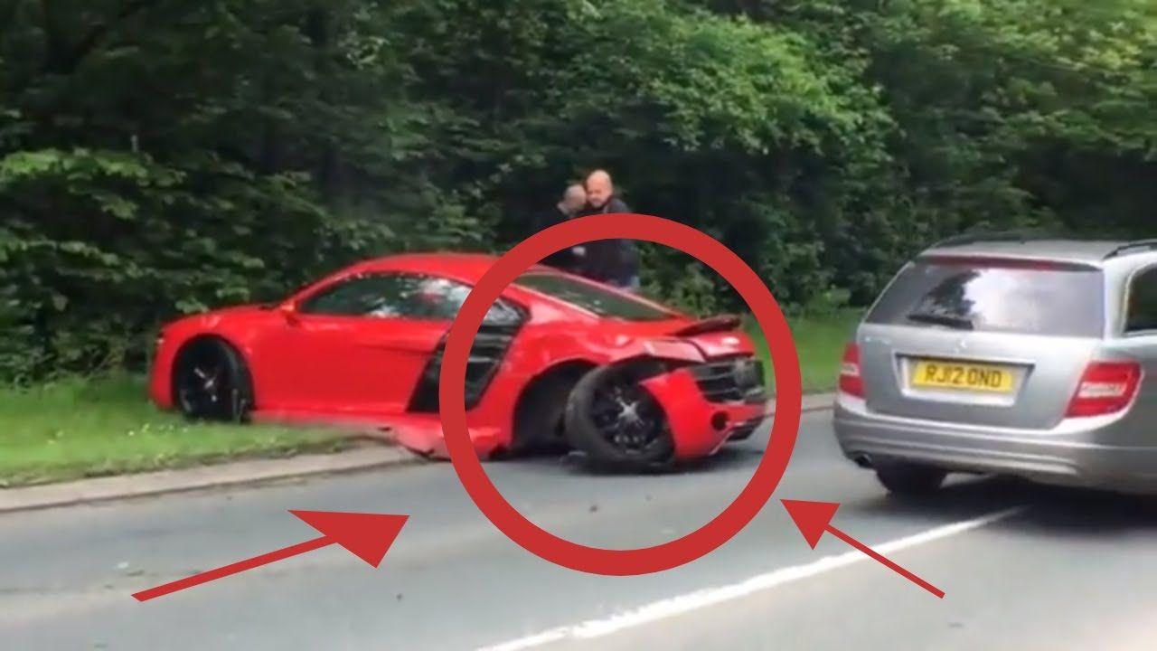 Super Car Drivers Epic Fails Compilation 2018