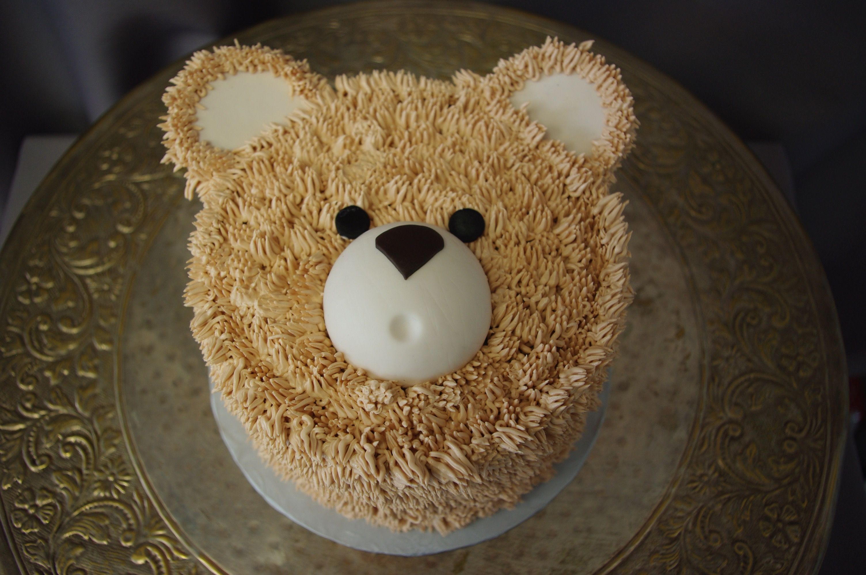 Children S Cakes Teddy Bear Cakes Kids Cake Teddy Bear Birthday