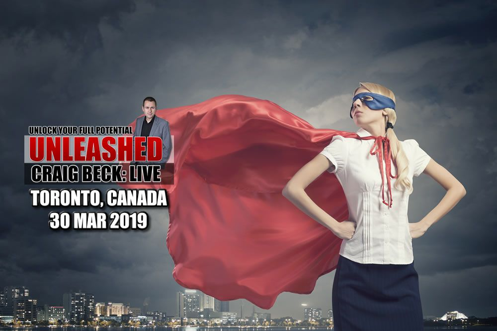 Unlock Your Full Potential Event Coming To Toronto, Canada ...