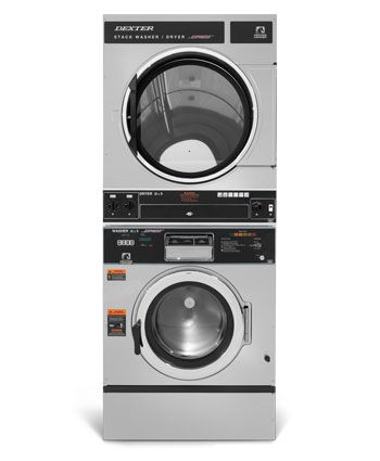 Distributor Locator Dexter Laundry Laundry Appliances Coin Laundry Stacked Washer Dryer