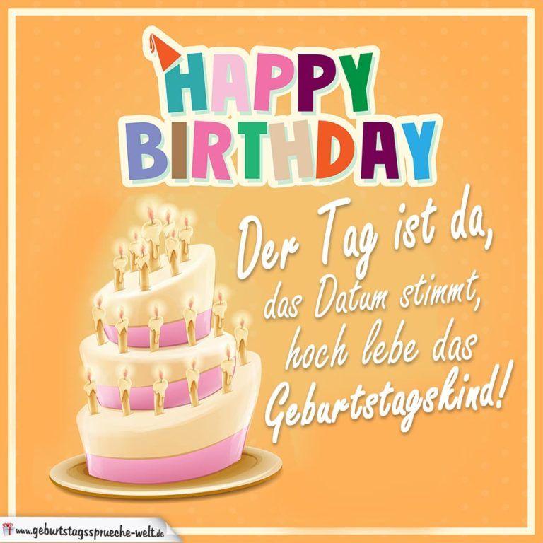 Du Hast Nach 19 Gesucht Geburtstagsspruche Welt Kurze Spruche