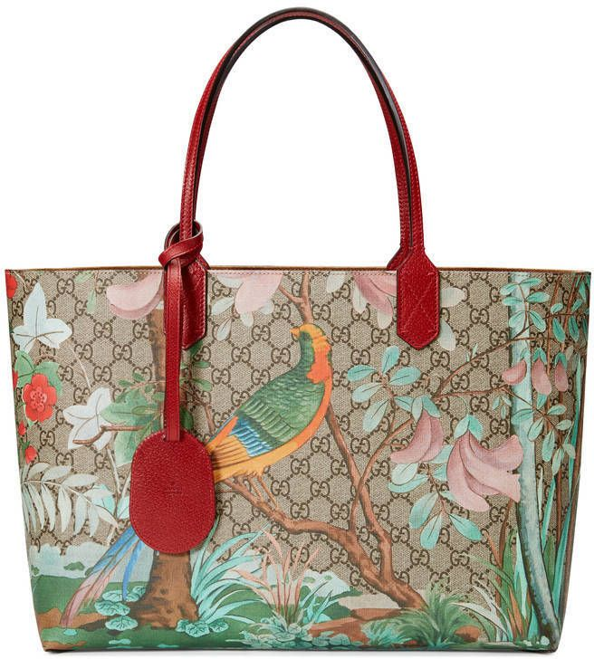 795aa5a10 Shop for Tian GG medium tote by Gucci from 2 retailers at ShopStyle.  Starting at $1,490.