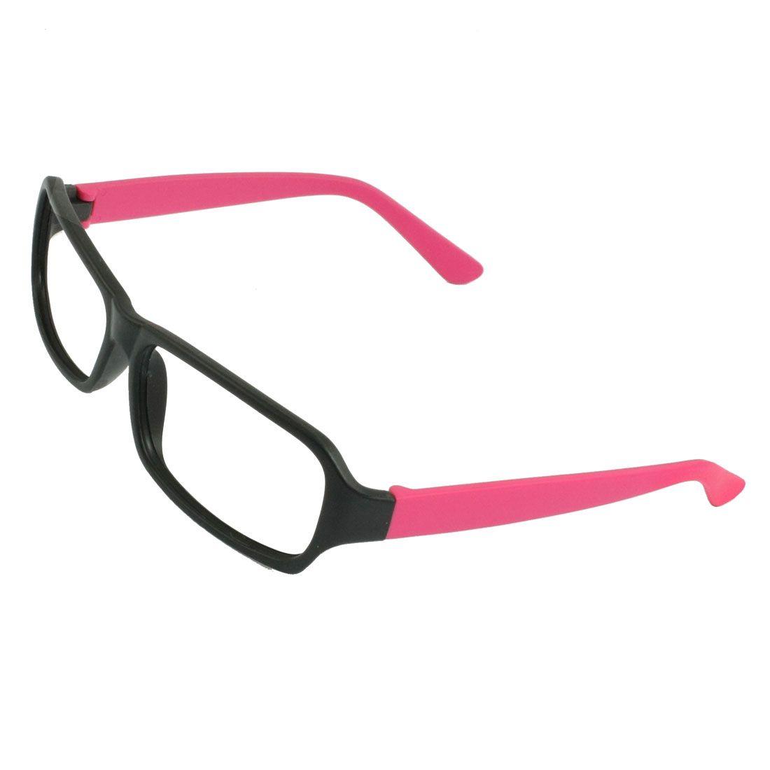028f2ef5216 black and pink Prescription Glasses for Women