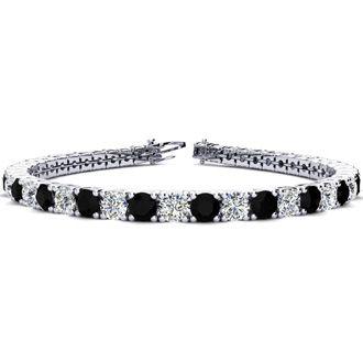 Pin By Shirley Daver On Diamond Black Diamond Bracelet Tennis Bracelet Diamond Black Diamond Jewelry