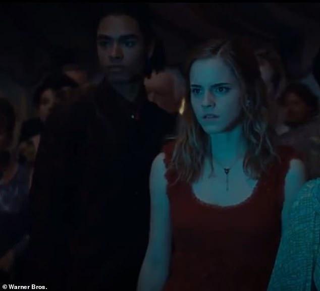 Bridgerton Heartthrob Rege Jean Page Had A Cameo In Harry Potter In 2021 Heartthrob Harry Potter Harry