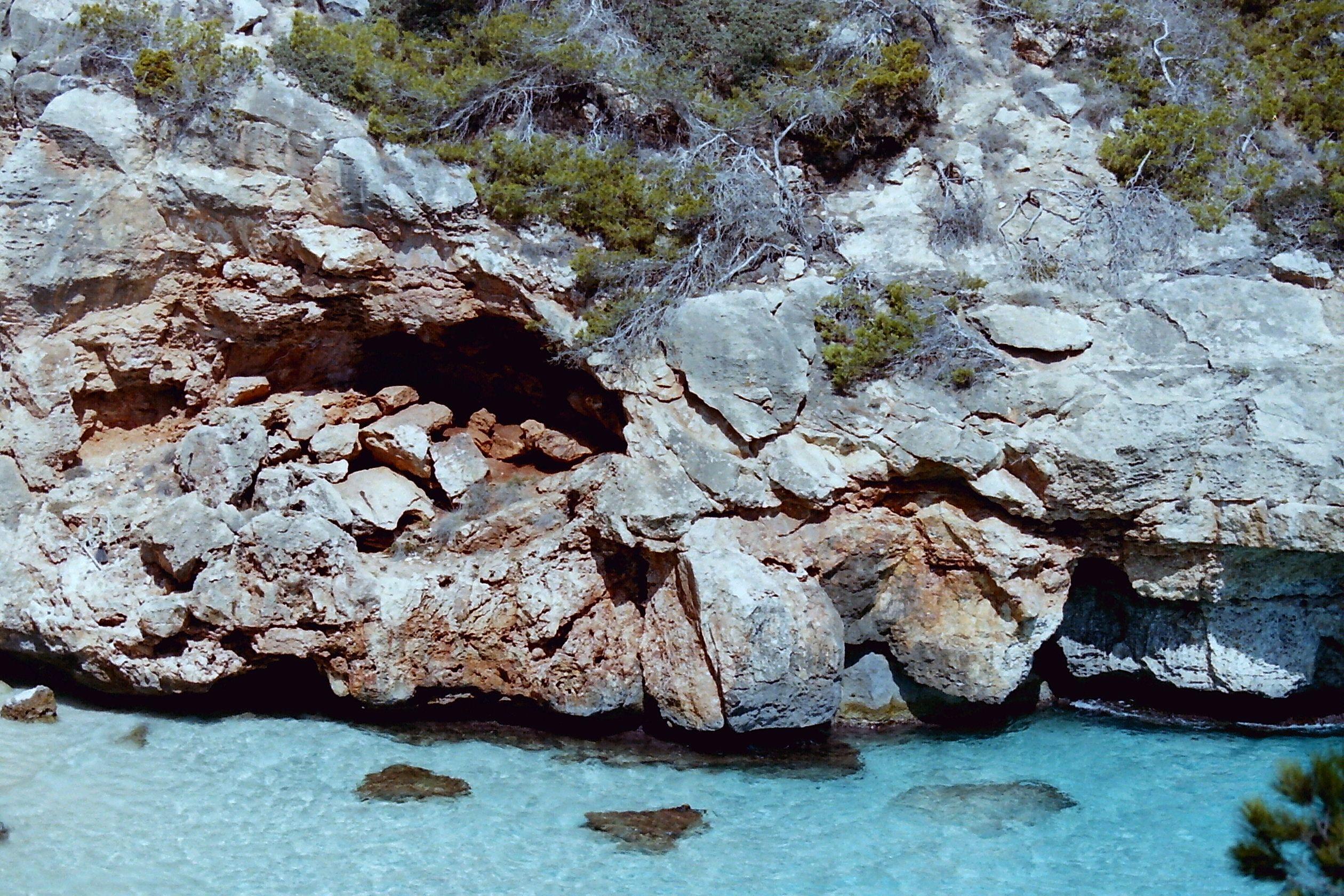 Naturstrand, Süd-Ost-Küste Mallorca