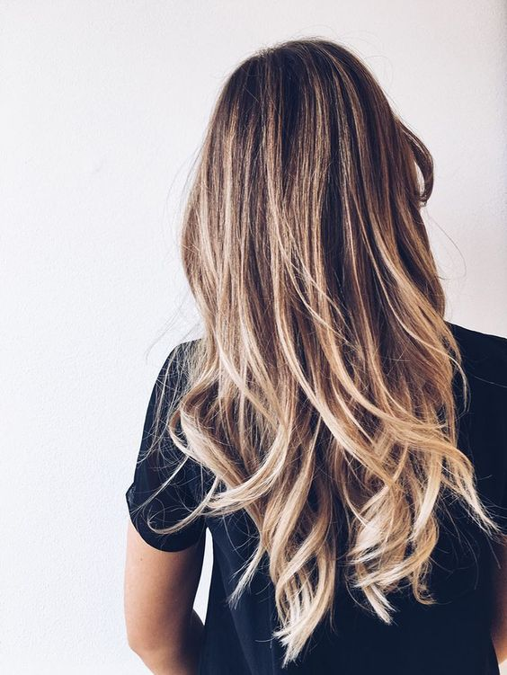 Try Balayage For Your New Haircolor Trends 2017 Pinterest Deep