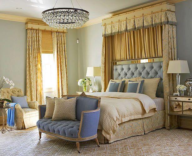 Traditional Master Bedroom Recamaras Pinterest Recamara