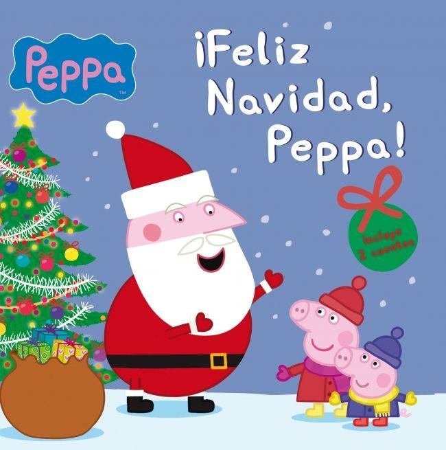 Feliz navidad peppa ed beascoa es nochebuena y peppa - Peppa cochon noel ...