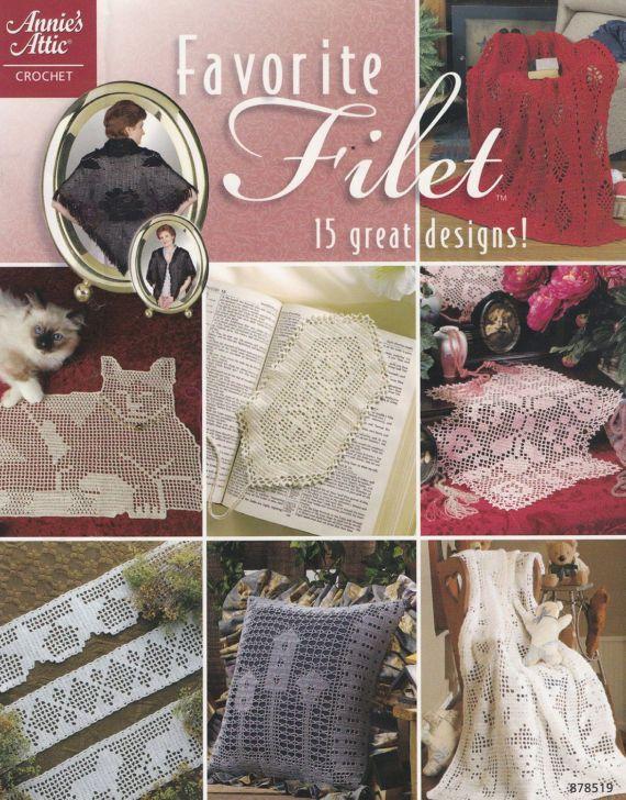 Good Shepherd Filet Wall Panel Annies Attic Crochet Pattern