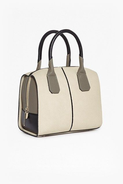 Polly Panelled Tote | Bags And Purses | French Connection