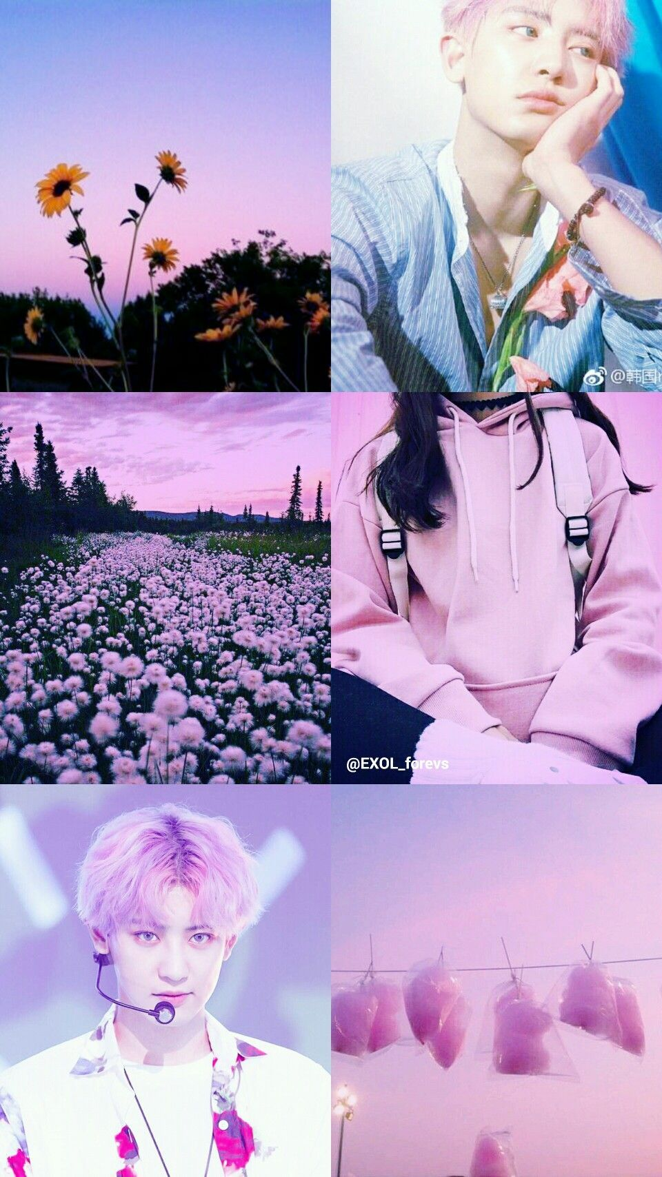 Aesthetic Wallpaper Exo 3d Wallpapers Baekhyun Wallpaper Aesthetic Wallpapers Exo Logo Wallpapers