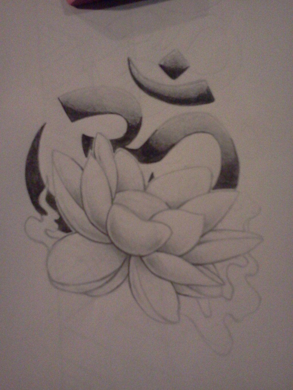 lotus mens tattoo - Google Search