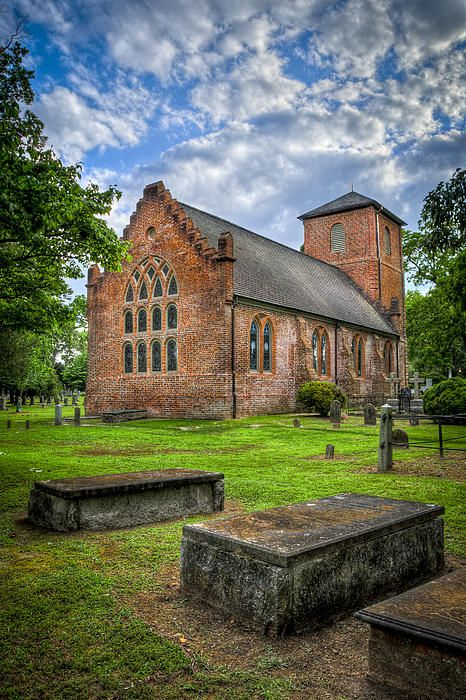 The Other Side Of St Lukes by WilliamsCairns Photography