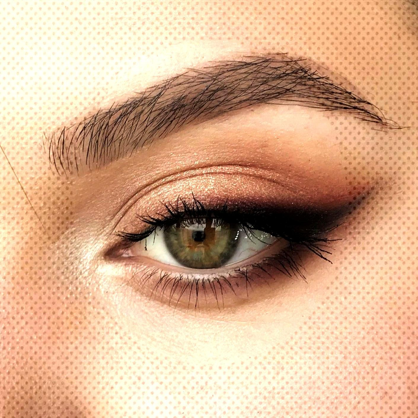 Pin on Brown makeup looks