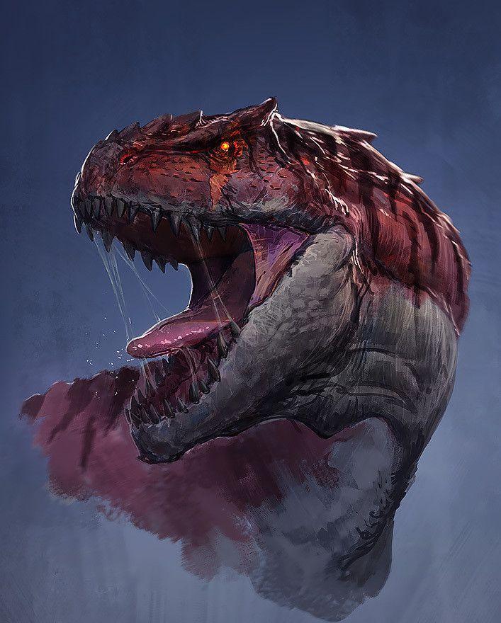 Tyrannosaurus rex, btx_xu Ce