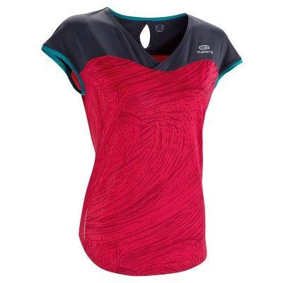Www Decathlon Es Camiseta De Manga Corta De Running Mujer Kalenji Eliofeel Rosa Id 8296434 Html Ropa Camisetas Deportivas Mujer Ropa Deportiva