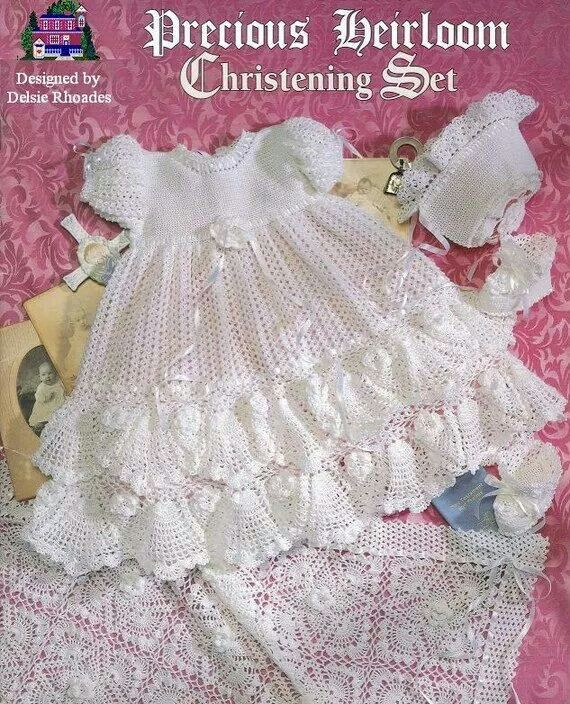 Christening dress | Bebé | Pinterest