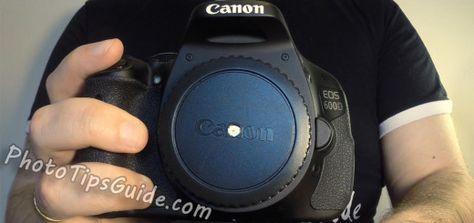 How To Make A Pinhole Camera Photos With DSLR DIY