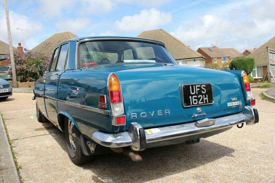 Rover P6b Saloon 3500 S NADA Specification Replica Rover
