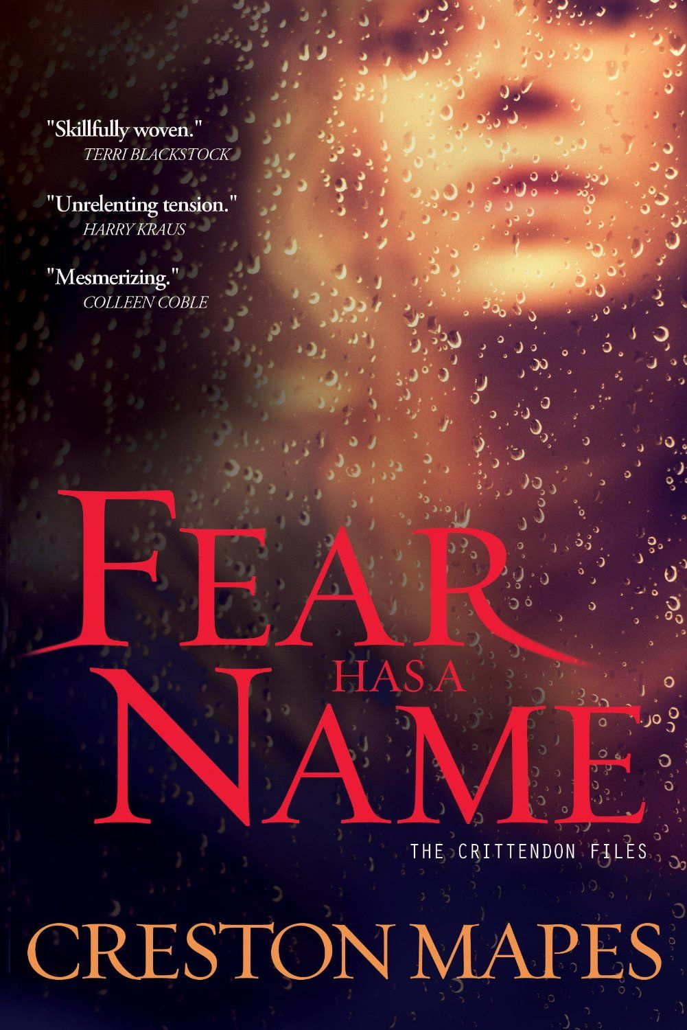 Amazon.com: Fear Has a Name: A Novel (The Crittendon Files) eBook: Creston Mapes: Kindle Store