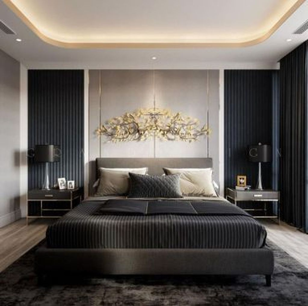 35 Recommended Luxury Bedroom Design Ideas Modern Bedroom Design Luxury Bedroom Master Bedroom Bed Design Luxury bedroom decorating ideas