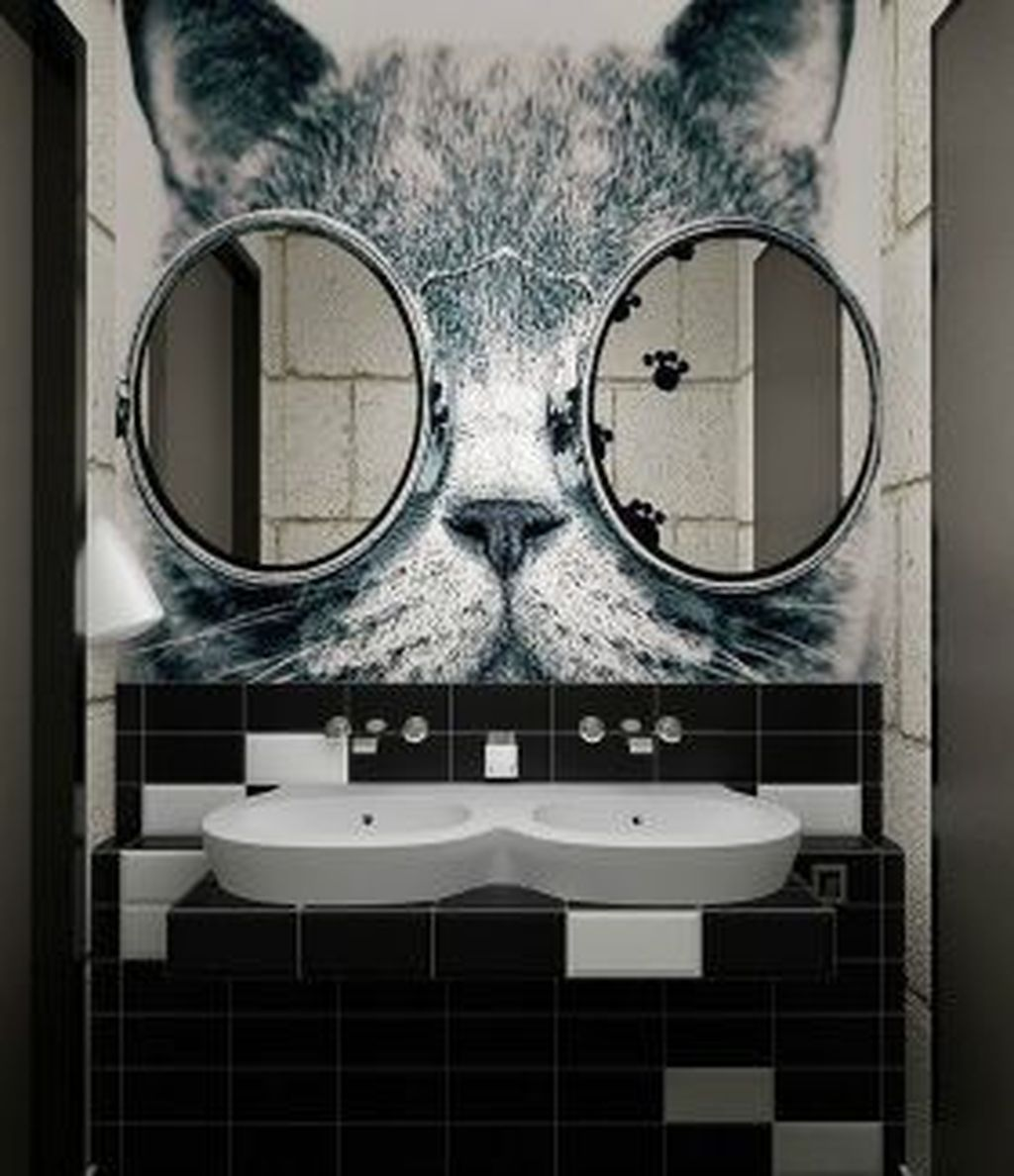 50 Stunning Bathroom Mirror Decor Ideas