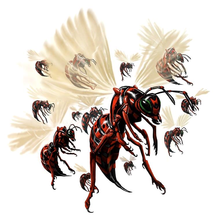 Apocalypse Swarm - Pathfinder PFRPG DND D&D d20 fantasy | Pathfinder