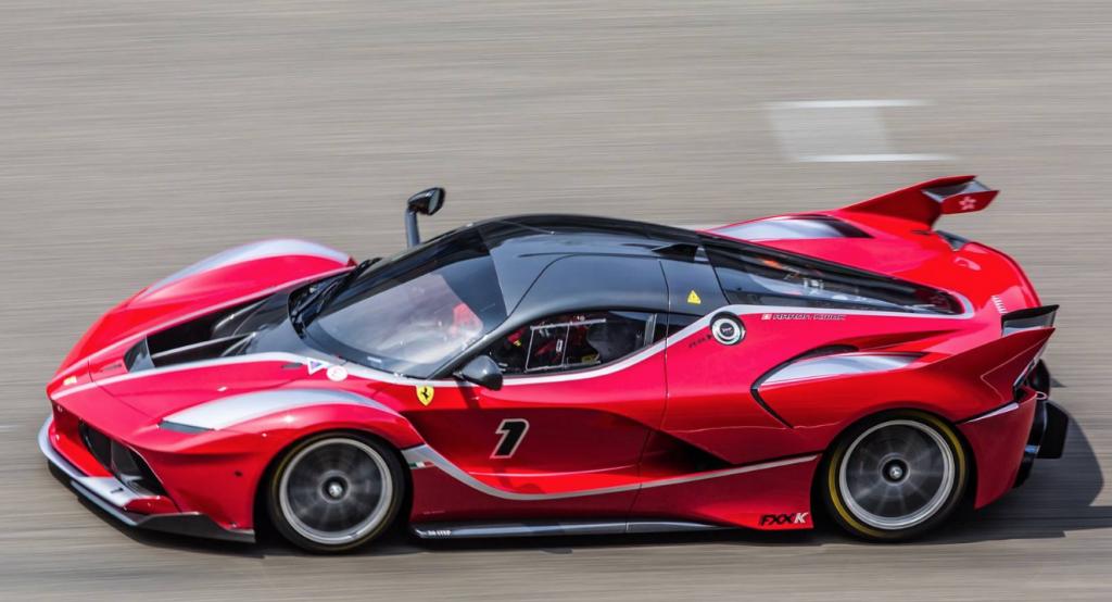 Ferrari FXX K #ferrarifxx