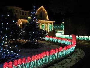 Oglebay Park Christmas Festival of Lights - West Virginia - The ...