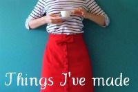 this girl has made some of the CUTEST clothes! with links to patterns she used and tutorials