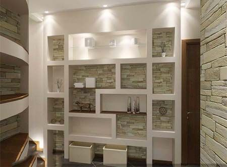 Gypsum Wall Unit Fireplace Design Company in Dhaka Bangladesh