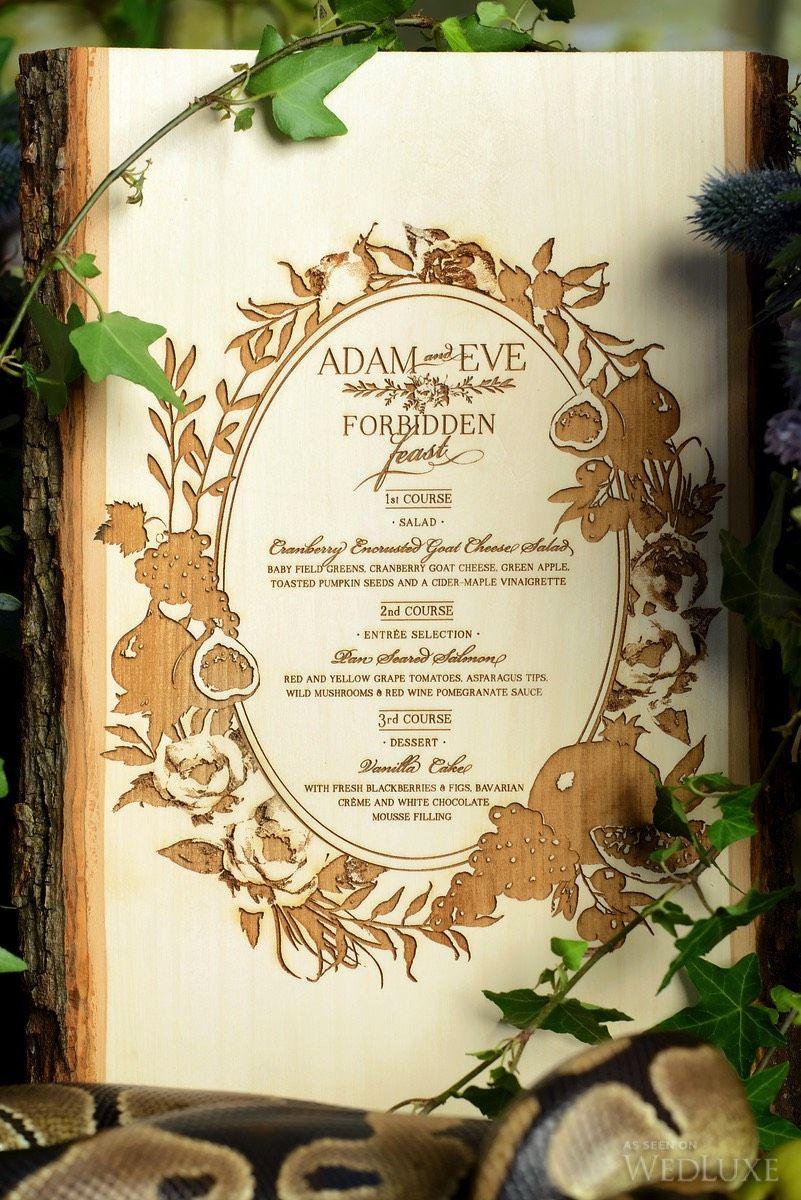 The Garden Of Eden Forest Wedding Decorations Garden Of Eden