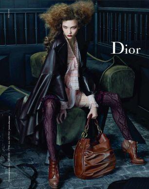 Christian Dior Ad Campaign F W 2010 2011 Steven Meisel Campagna