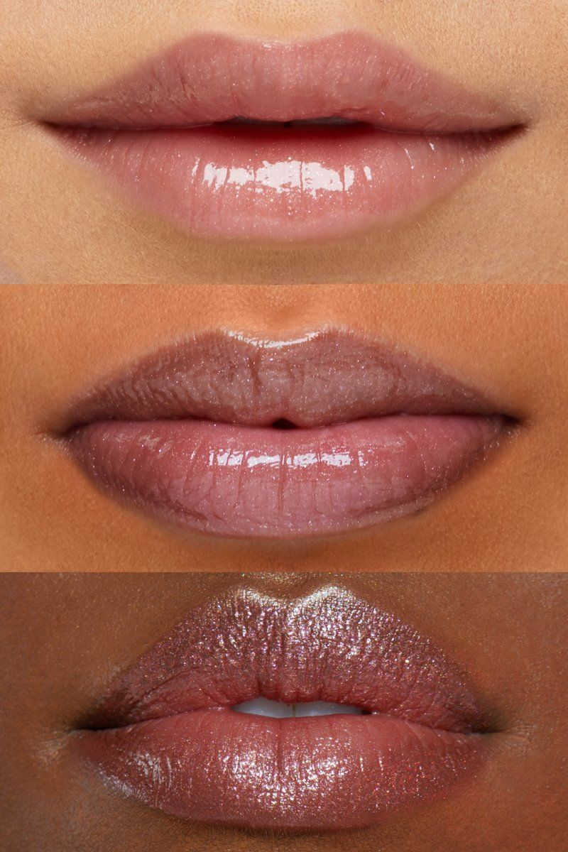Ellarie X Colourpop Steelo Sheer Warm Peach With Pink And Silver