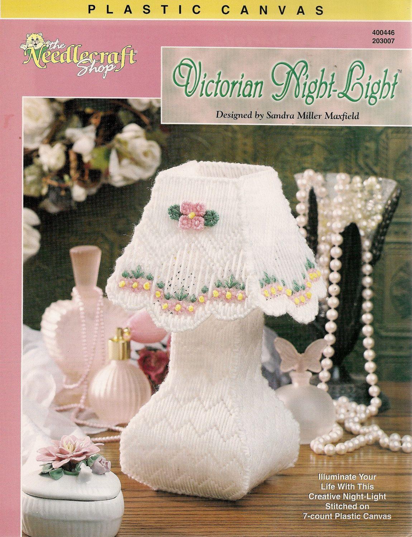 Victorian night lamps - Victorian Night Light Plastic Canvas Pattern