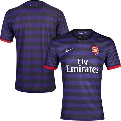 a309bbabe ... spain arsenal blank away soccer club jersey only 21.50usd 20471 7bc98