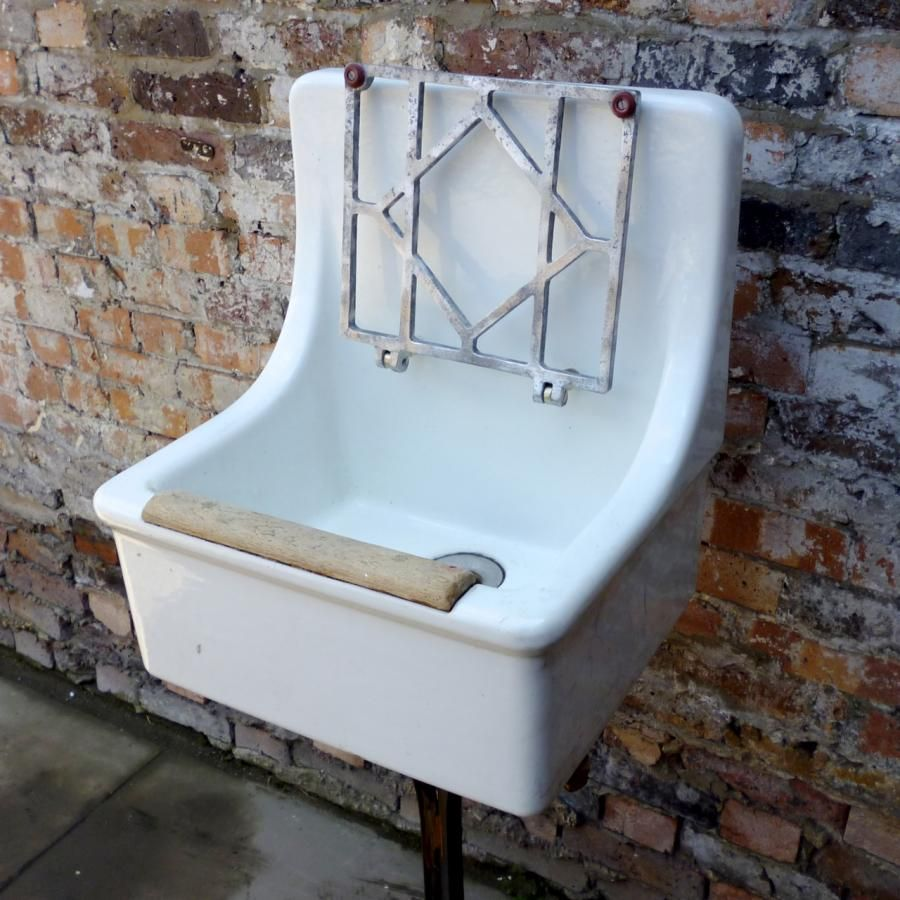 reclaimed wall mounted sinks - Google Search   Heritage ...