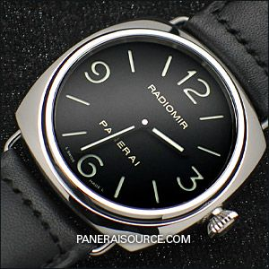 Pam 210 Panerai Radiomir Historic Pam00210 Wrist Art In 2019