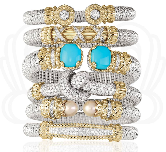 Vahan Bracelets Are Extremely Versatile And Perfect For Daily Wear Armparty Jewelry Diamonds Stackable Stacking Berlanddiamondexchange