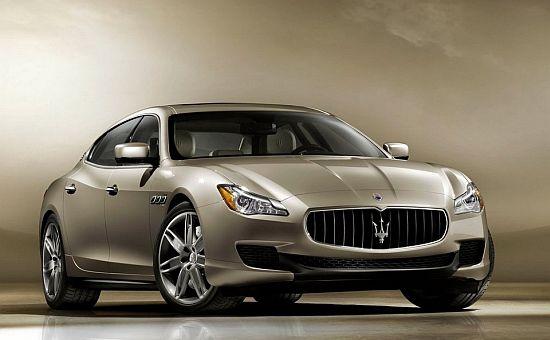 Web Luxo Carros De Luxo Novo Maserati Quattroporte Gts Chega Ao