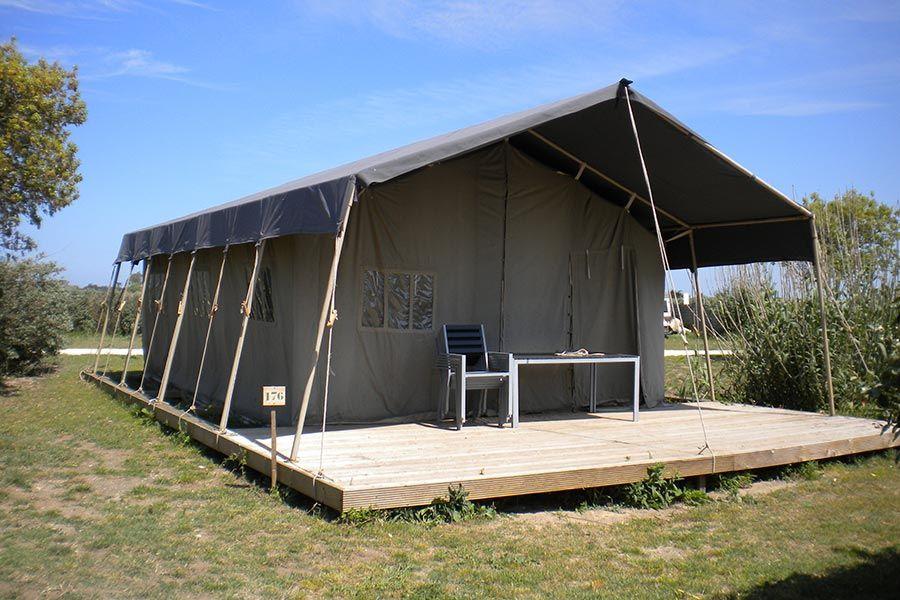 location tente camping ile de re