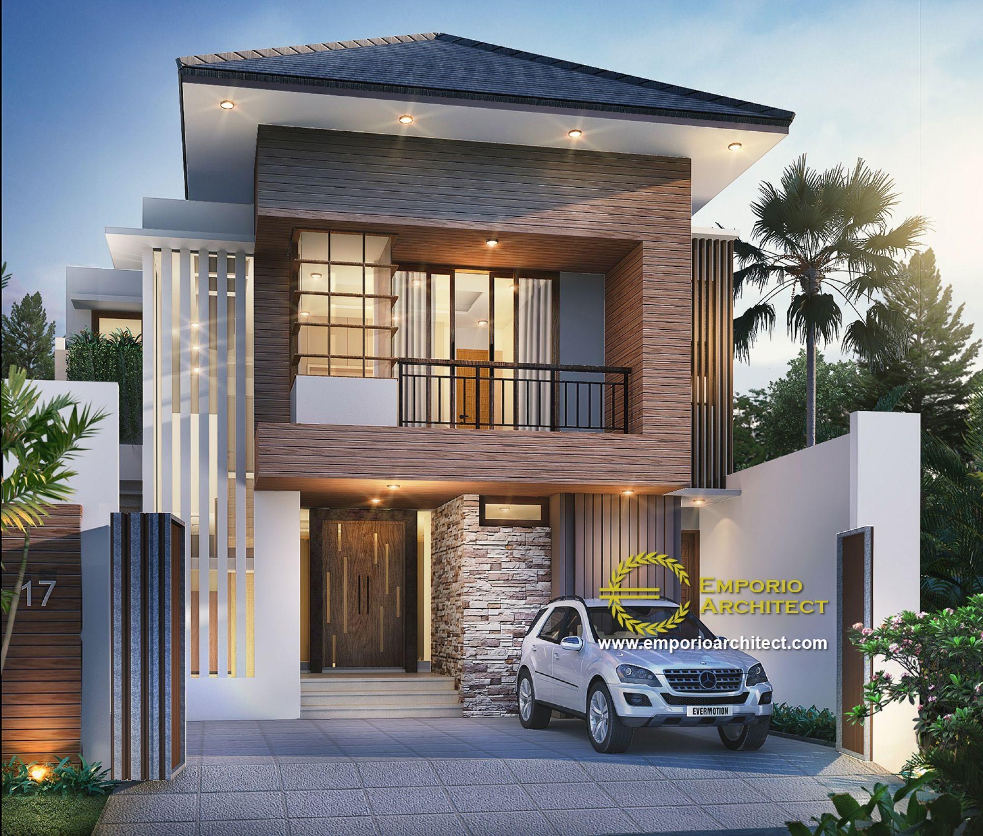 Jasa Arsitek Desain Rumah Ibu Ira Jakarta Jasa arsitek desain rumah minimalis berkualitas ...